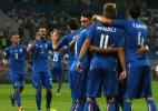Sem entrar em campo, Itália garante vaga na repescagem para a Copa do Mundo (Foto: AFP PHOTO / Vincenzo PINTO)