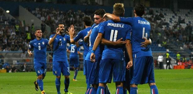 Itália disputará a repescagem para ir à Copa do Mundo de 2018
