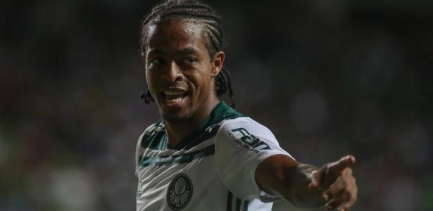 Keno tem contrato com o Palmeiras até 2021