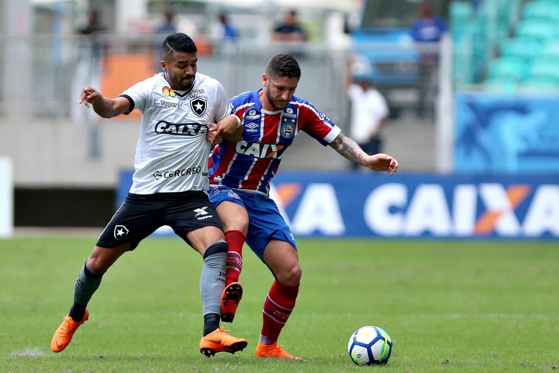 Botafogo fica três vezes na frente b88244f446db8