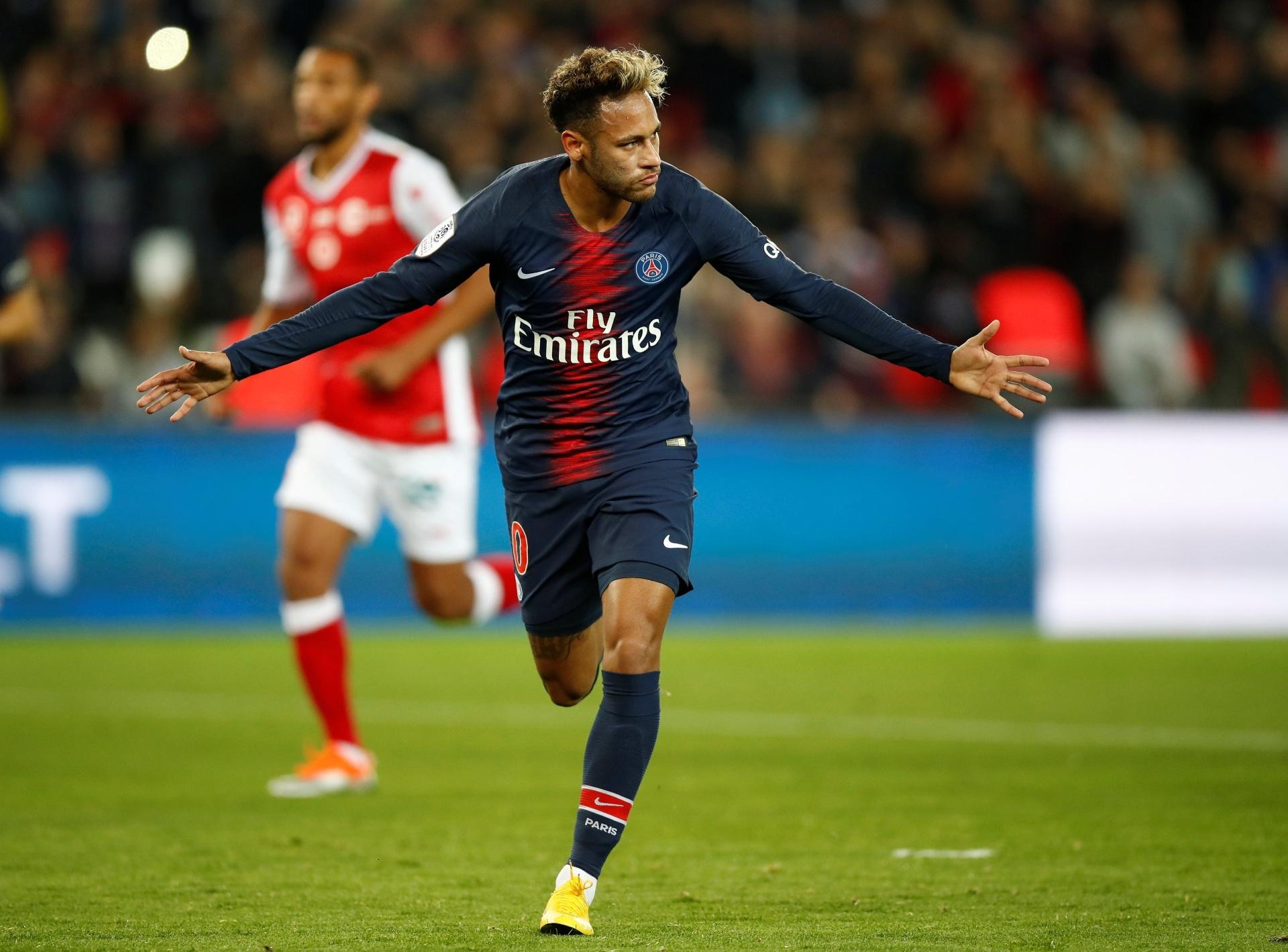 Neymar e Marquinhos ganham folga no PSG e não encaram Amiens - 18 10 2018 -  UOL Esporte 93c61ac55c33c