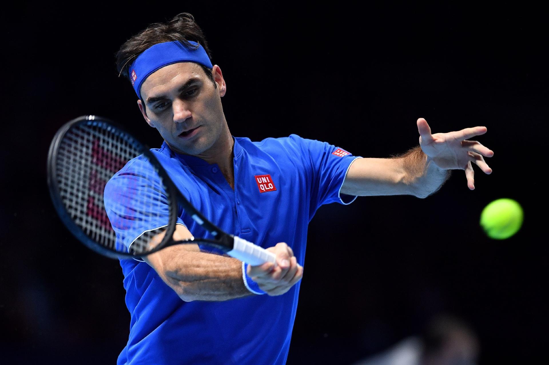 fe9e72118c9 Federer perde na semi e pode ver Djokovic igualar recorde no ATP Finals -  17 11 2018 - UOL Esporte