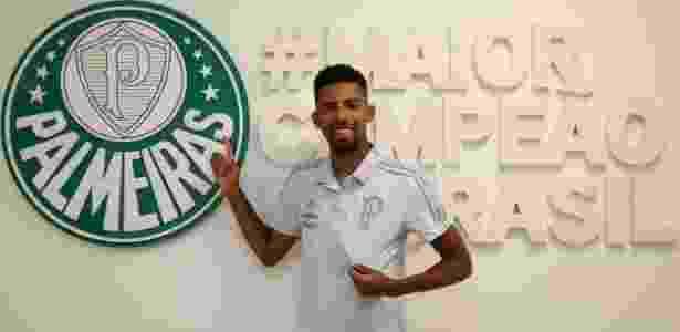bd7ad6a967 Palmeiras acerta contratação de Matheus Fernandes
