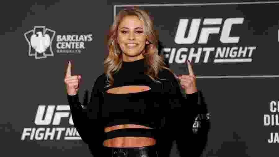 Paige VanZant fará a última luta de seu contrato no UFC 251 - Michael Owens/Zuffa LLC