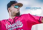 Ryan Costello: Jogador promissor de beisebol é encontrado morto aos 23 anos - reprodução/Twitter/Minnesota Twins