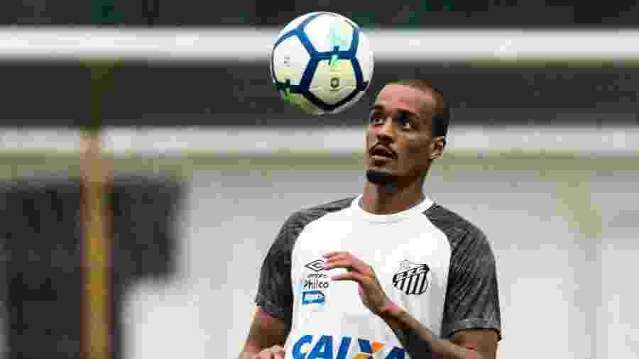 O zagueiro Luiz Felipe, do Santos - Ivan Storti/Santos FC