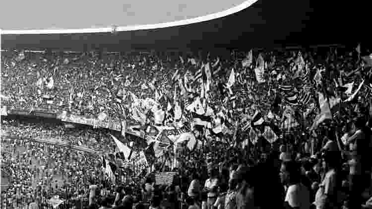 Corinthians - Arquivo/Placar - Arquivo/Placar