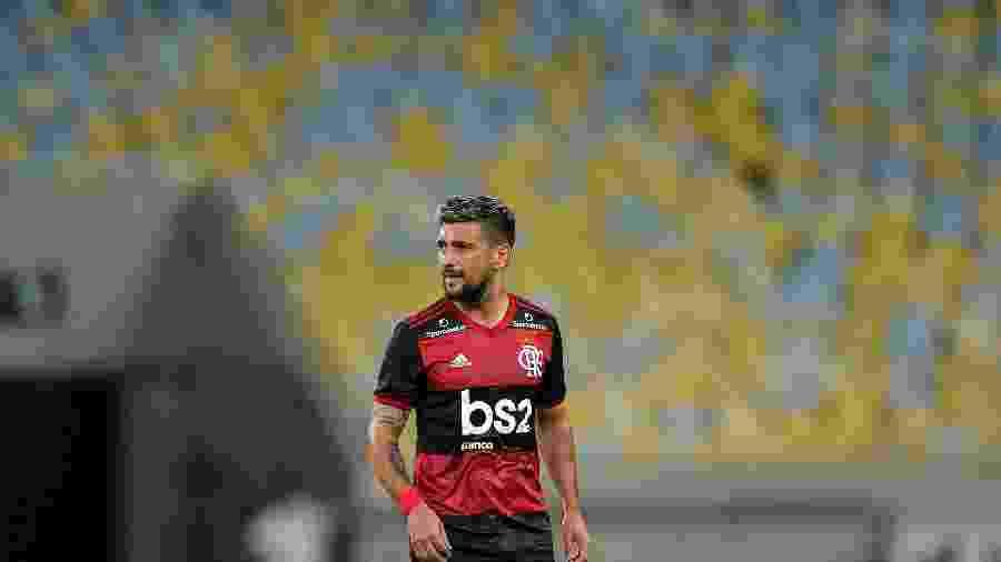 Maracanã estará vazio no duelo de hoje do Flamengo contra o Boavista - Thiago Ribeiro/AGIF