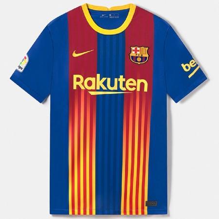 Reprodução/FCBarcelona.com