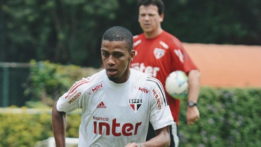 Brenner deixa o São Paulo para defender time da Major League Soccer - Divulgação/São Paulo