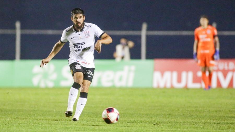 O Corinthians é dono de 70% dos direitos econômicos de Bruno Méndez  - Rodrigo Coca/ Ag. Corinthians