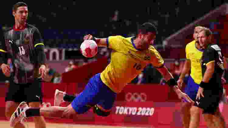 Brasil, handebol masculino - Siphiwe Sibeko/Reuters - Siphiwe Sibeko/Reuters