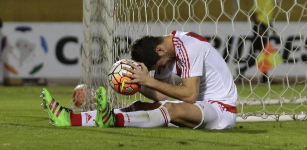 Com a derrota por 2 a 0, argentinos precisarão vencer por três gols de diferença no Monumental de Núñez
