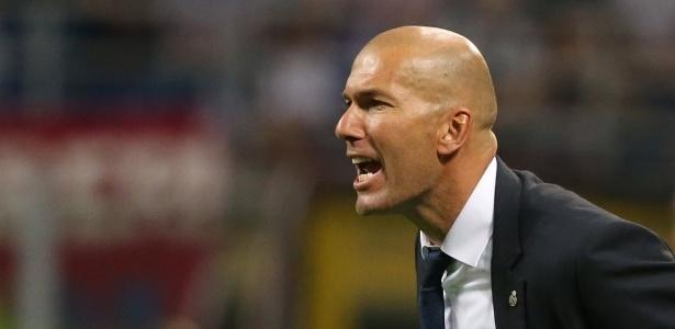Zidane retomou o bom futebol do Real Madrid desde que assumiu o clube