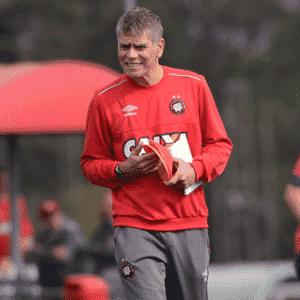 Paulo Autuori, técnico do Atlético-PR - Gustavo Oliveira/Atlético Paranaense