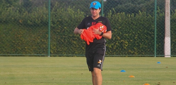 Daniel Paulista foi oficializado como treinador do Sport para o lugar de Oswaldo de Oliveira