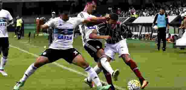 Coxa - MAILSON SANTANA/FLUMINENSE FC. - MAILSON SANTANA/FLUMINENSE FC.