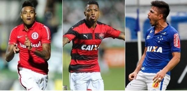 Vitinho, Marinho e Willian são os nomes do Flamengo para ocupar posição carente