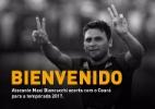 Primo de Messi, Maxi Biancucchi é o novo reforço do Ceará (Foto: Divulgação)
