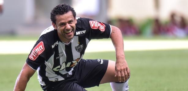 Fred tem cinco gols de vantagem na briga pela artilharia do Campeonato Mineiro