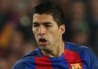 Suárez sofre lesão em treino do Barcelona e desfalca Uruguai em amistosos - Reuters / Albert Gea