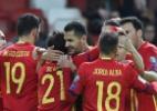 Fifa alerta que interferência do governo pode tirar Espanha da Copa - Eloy Alonso/Reuters