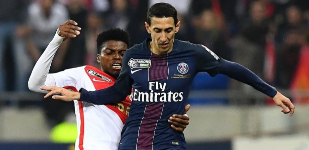 Di María estaria insatisfeito no Paris Saint-Germain - AFP PHOTO / FRANCK FIFE