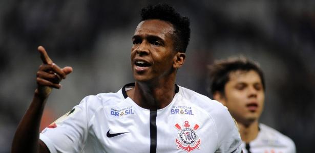 Jô já marcou nove gols na temporada 2017 e é tido como o mais veloz do elenco - ALAN MORICI/FRAMEPHOTO/FRAMEPHOTO/ESTADÃO CONTEÚDO