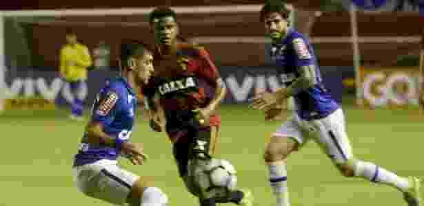 Arrascaeta, do Cruzeiro - Leo Caldas/Light Press/Cruzeiro - Leo Caldas/Light Press/Cruzeiro