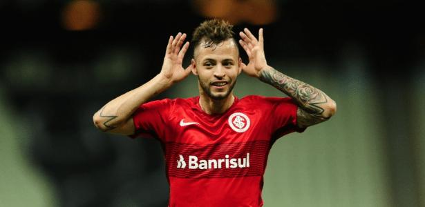 Nico López não joga diante do Goiás e Leandro Damião será titular do Inter