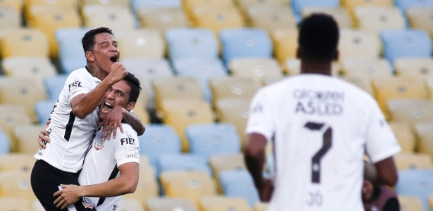 O líder volta a vencer: defesa segura Flu, e Corinthians ganha no Maracanã