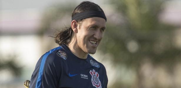 Cássio, experiente em Libertadores, foi único titular em campo na véspera de Corinthians x Racing