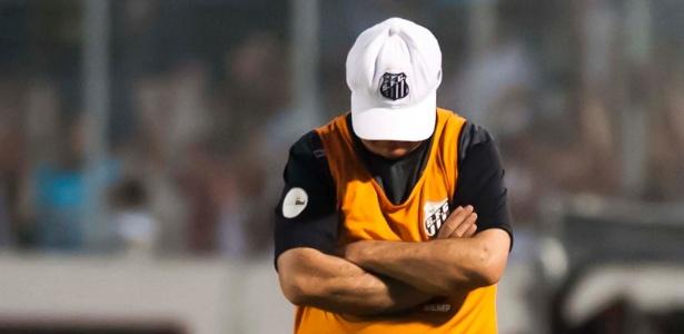 Levir Culpi tem contrato com o Santos até o fim de dezembro deste ano - Ivan Storti/Santos