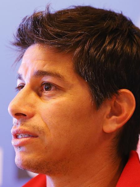 Darío Conca acredita que Flu não vai cair - Michael Dodge/Getty Images