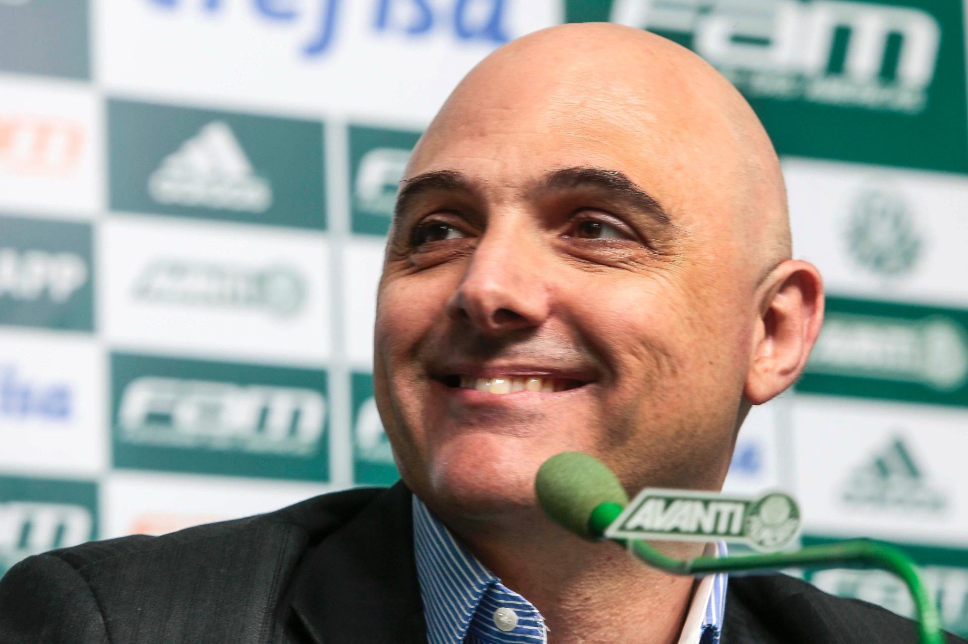 3a73bef9e4 Palmeiras se reúne com patrocinador que oferece quase R  1 bi até 2029 -  Esporte - BOL