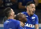 Triunfo alivia, mas Cruzeiro segue obrigado a vencer na Libertadores (Foto: Douglas Magno/AFP Photo)
