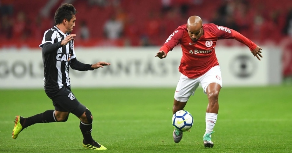 Internacional e Ceará se enfrentam no Beira-Rio pelo Campeonato Brasileiro 2018