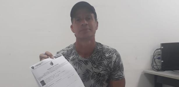 Túlio Maravilha assinou contrato até maio com o Taboão da Serra - Divulgação