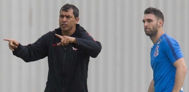 Boselli estreou contra a Ponte, mas jogará como titular e em sua posição pela 1ª vez - Daniel Augusto Jr/Ag. Corinthians