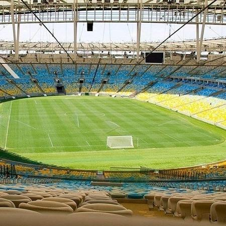 Estádio do Maracanã, no Rio de Janeiro, palco da final entre Fluminense e Vasco - Divulgação/Maracanã