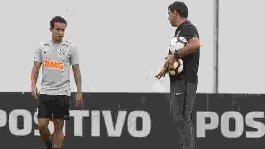 Com dores nos joelhos, Jadson fica fora do quinta partida seguida do Corinthians - Daniel Augusto Jr./Ag. Corinthians