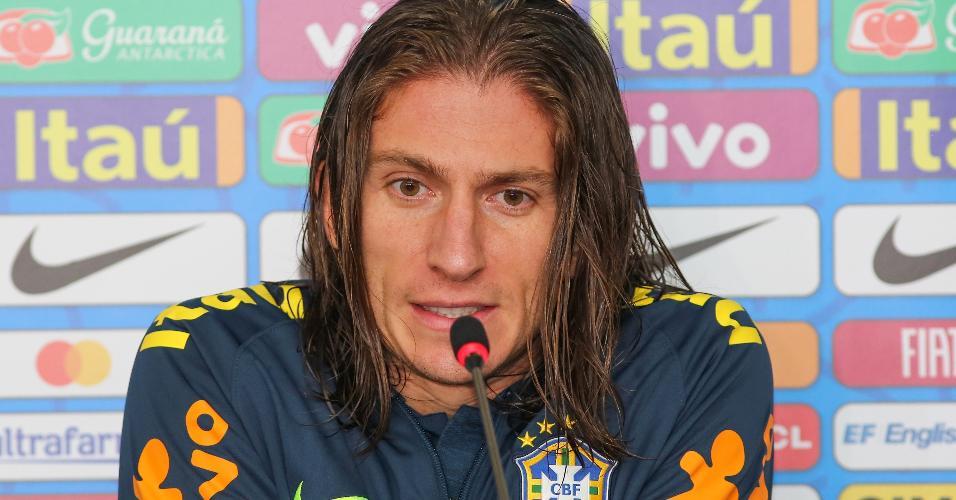 Filipe Luis seleção brasileira Copa América