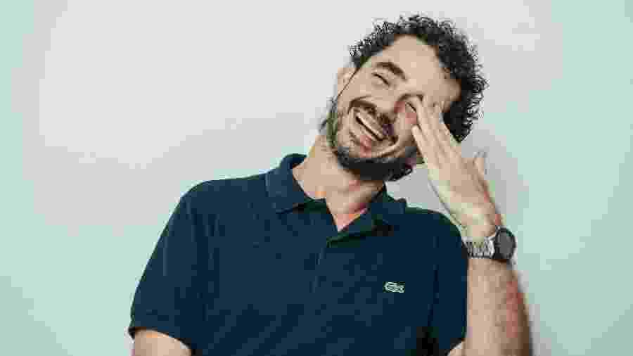 Retrato do apresentador esportivo Felipe Andreoli - Ricardo Borges/UOL