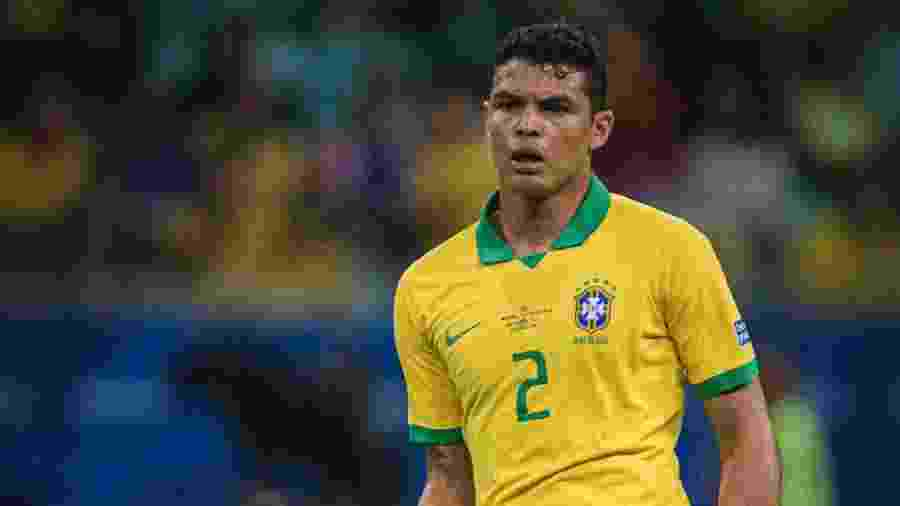 Thiago Silva vai voltar a jogar no Maracanã depois de seis anos - Pedro Martins / MoWA Press