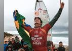 """Neymar celebra vitória de Medina no Mundial de Surfe: """"Parabéns, irmão"""" - Reprodução"""