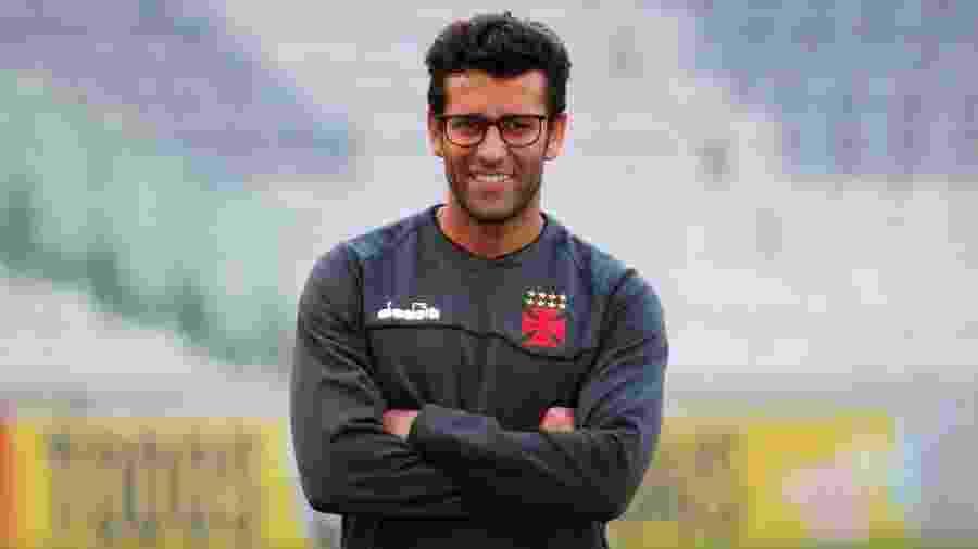 Alberto Valentim como treinador do Vasco em 2018 - Carlos Gregorio Jr/Vasco da Gama