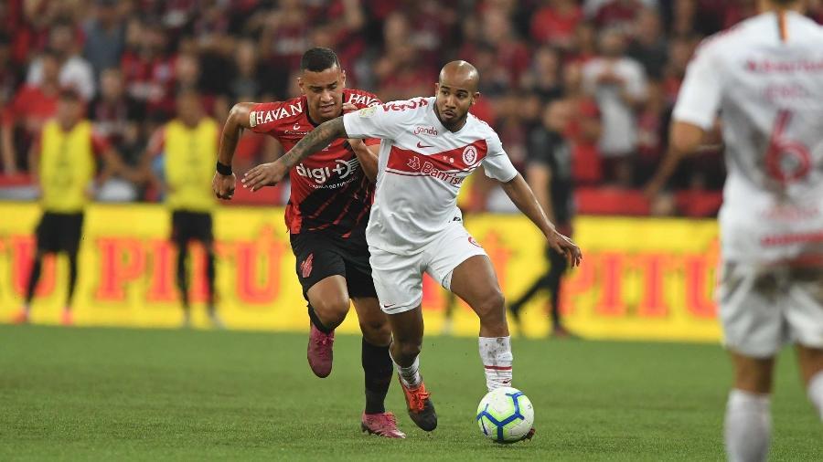Inter e Athletico Paranaense acreditam em título da Copa do Brasil, que se decide na próxima quarta - Ricardo Duarte/Inter