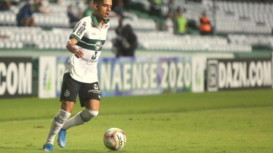 Yan Couto deixa o Coritiba e jogará no Manchester City - Divulgação/Coritiba