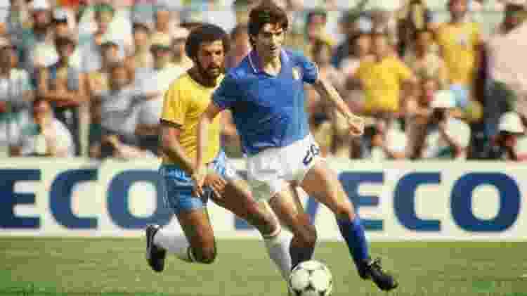 Paolo Rossi - Arquivo/Folha Imagem - Arquivo/Folha Imagem