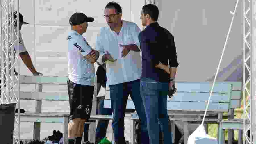Alexandre Mattos concentra trabalhos do Atlético-MG no mercado da bola - Bruno Cantini/Divulgação/Atlético-MG